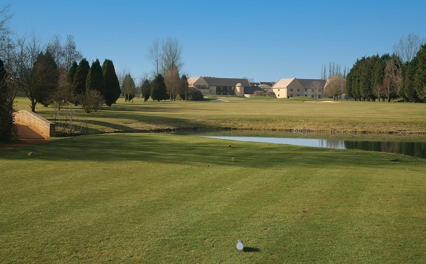 Bicester Hotel Golf & Spa for a Father's Day treat