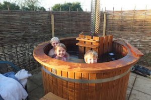 Crowtree Wigwams In Lincolnshire
