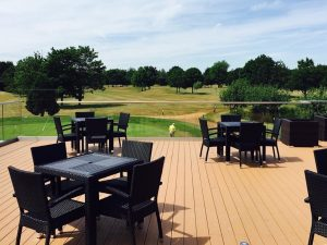 Course view at Bicester Hotel Golf & Spa