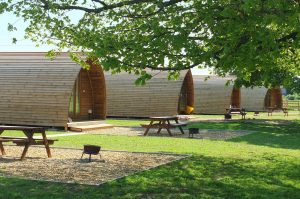 Crowtree Wigwams in Lincolnshire - Go Glamping!