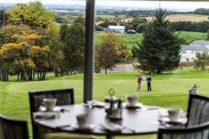 Gleddoch House Hotel Golf & Spa Father's Day Golf