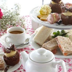 Ufford Park Hotel Golf & Spa Afternoon Tea for Father's Day