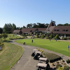 Ufford Park Hotel Golf & Spa for a Father's Day treat