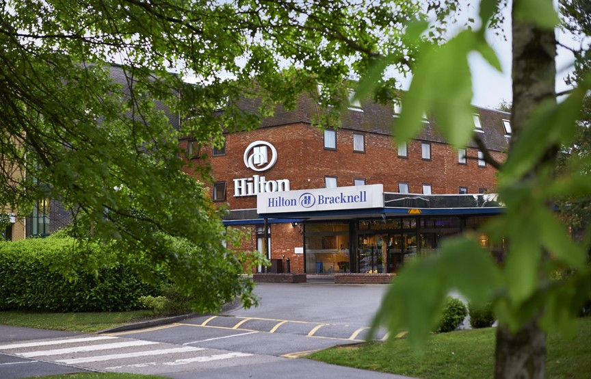 Hilton Bracknell near Royal Ascot