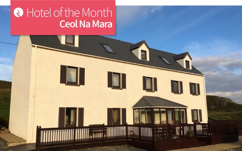 Hotel of the Month: Ceol Na Mara