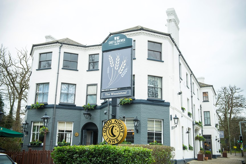 Wheatsheaf Hotel near Royal Ascot