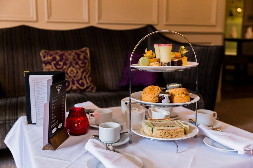 Dukes Head Hotel for Afternoon Tea for two