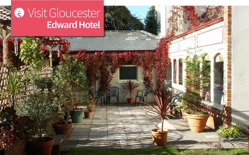 Edward Hotel: Gloucester Hotel