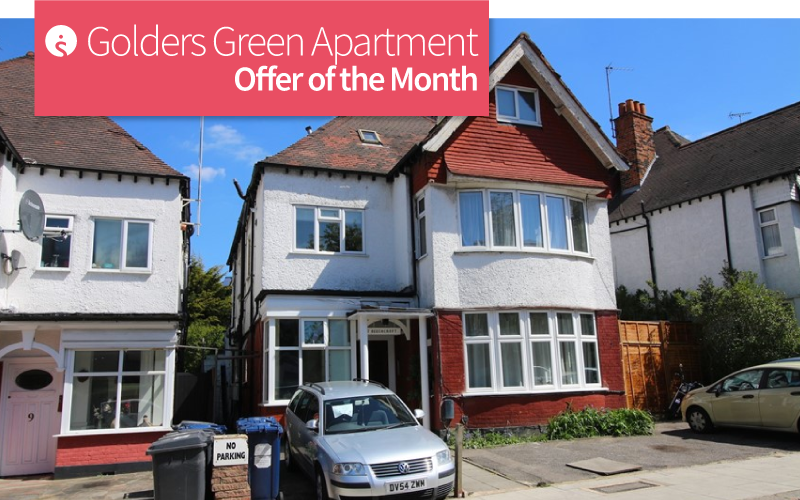 Offer of the Month: Golders Green Apartment