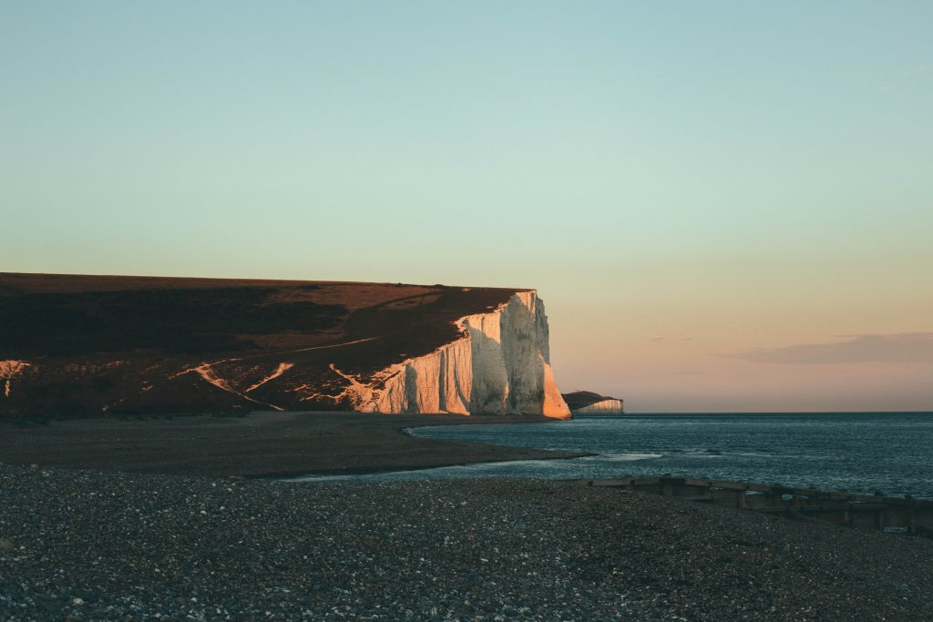 Enjoy National Parks Week at the South Downs Seven sisters