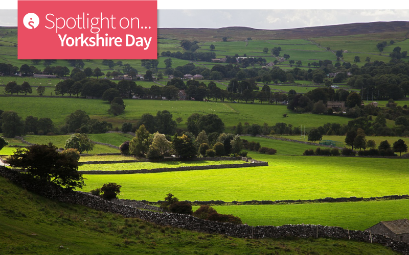 Spotlight on Yorkshire Day