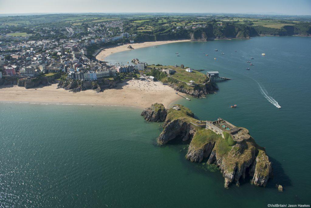 Pembrokeshire National Park Coastal Path