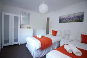 Beddoe Apartments - Southampton Bedrooms