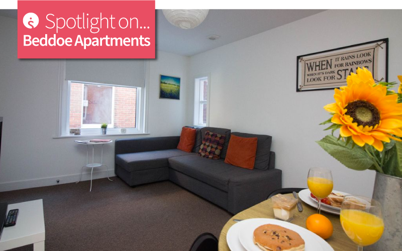 Spotlight on Beddoe Apartments