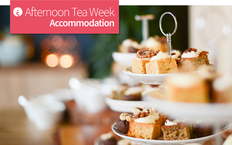 Afternoon Tea Week Accommodation