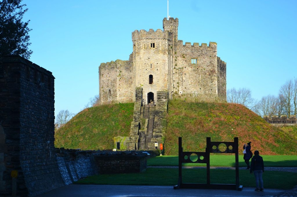 World Tourism Day - Cardiff Castle