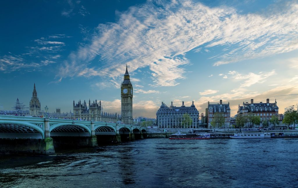 World Tourism Day - Central London