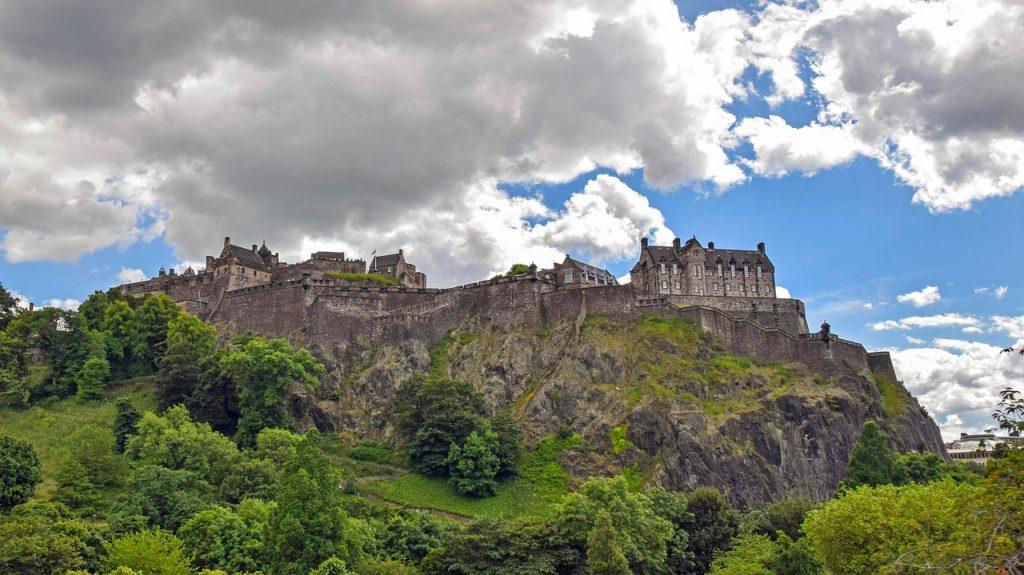 World Tourism Day - Edinburgh Castle