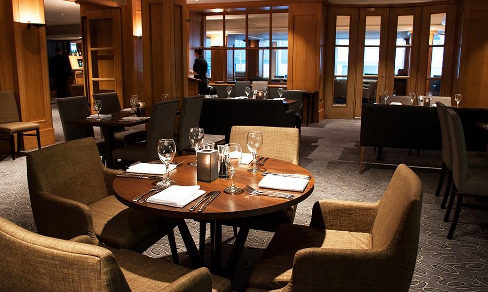 Go Glasgow Urban Hotel Dining Area