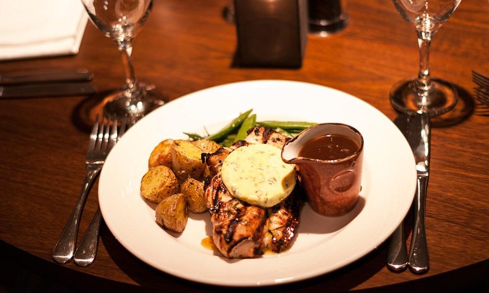 Go Glasgow Urban Hotel Dining