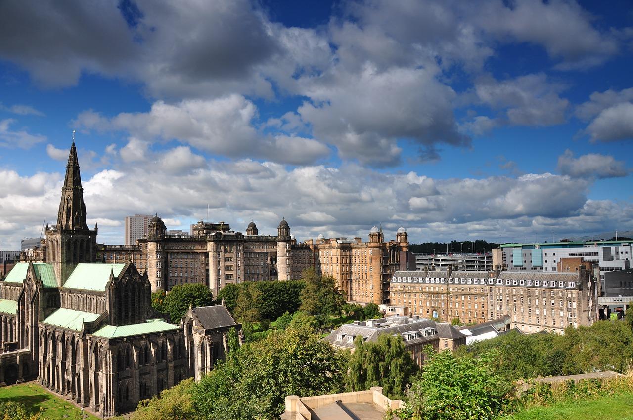 Go Glasgow Urban Hotel Location