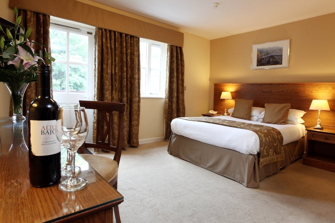 Best Western Valley Hotel Room