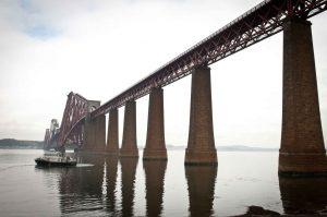 Forth Rail Bridge Edinburgh