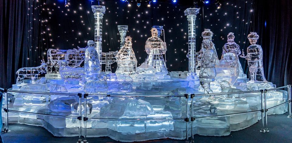 Manchester Ice Sculptures