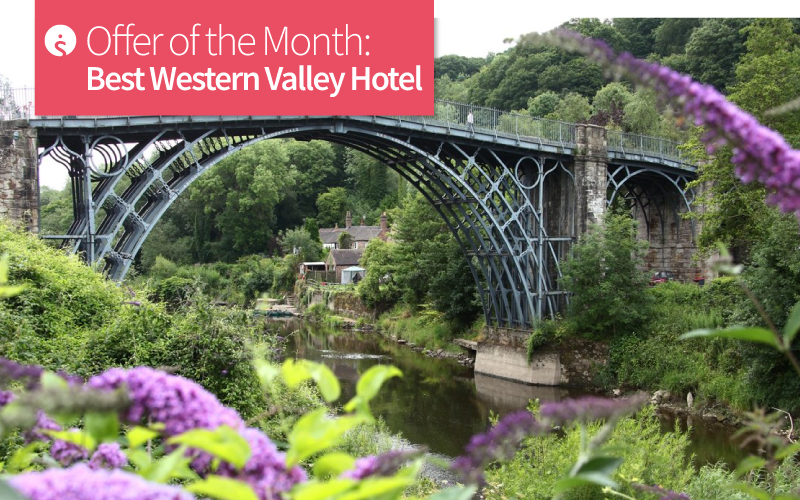 Offer of the Month: Best Western Valley Hotel