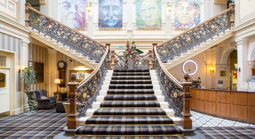 Pick the Royal Highland Hotel for St Andrew's Day