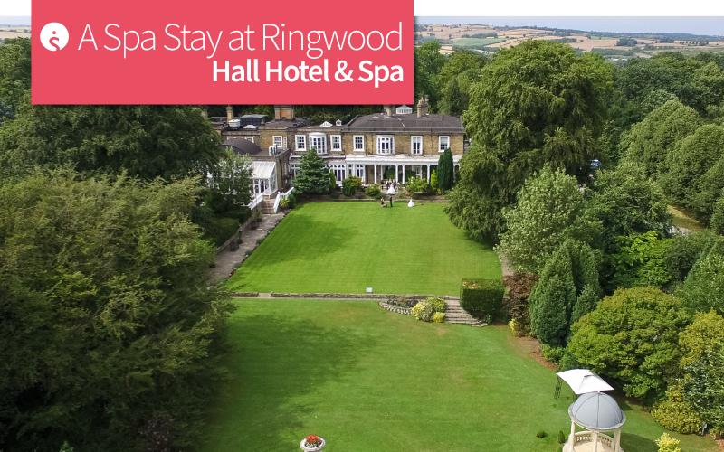 Spa Stay at Ringwood Hall Hotel & Spa