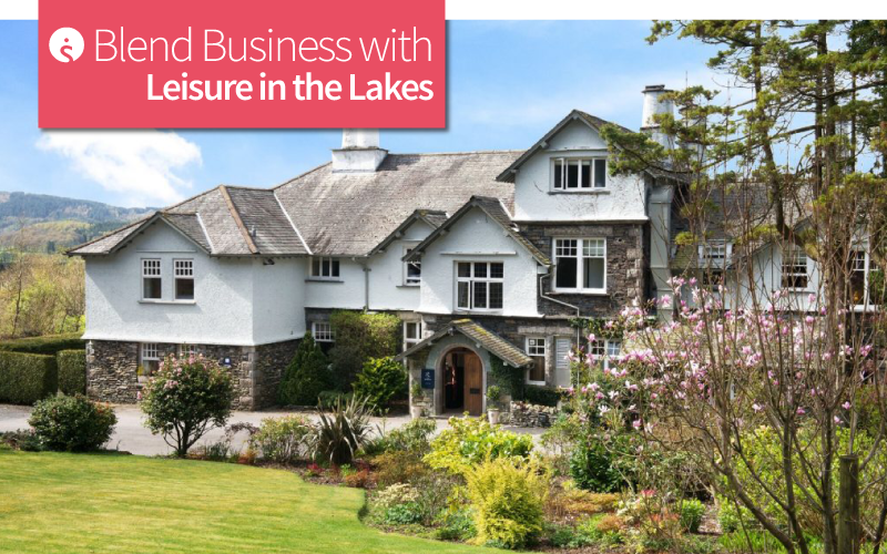 Blend Business with Leisure in the Lakes