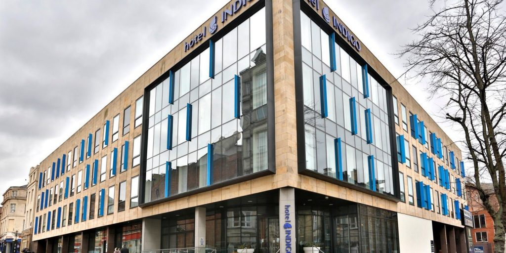 Hotel Indigo Newcastle and Marco Pierre Steakhouse