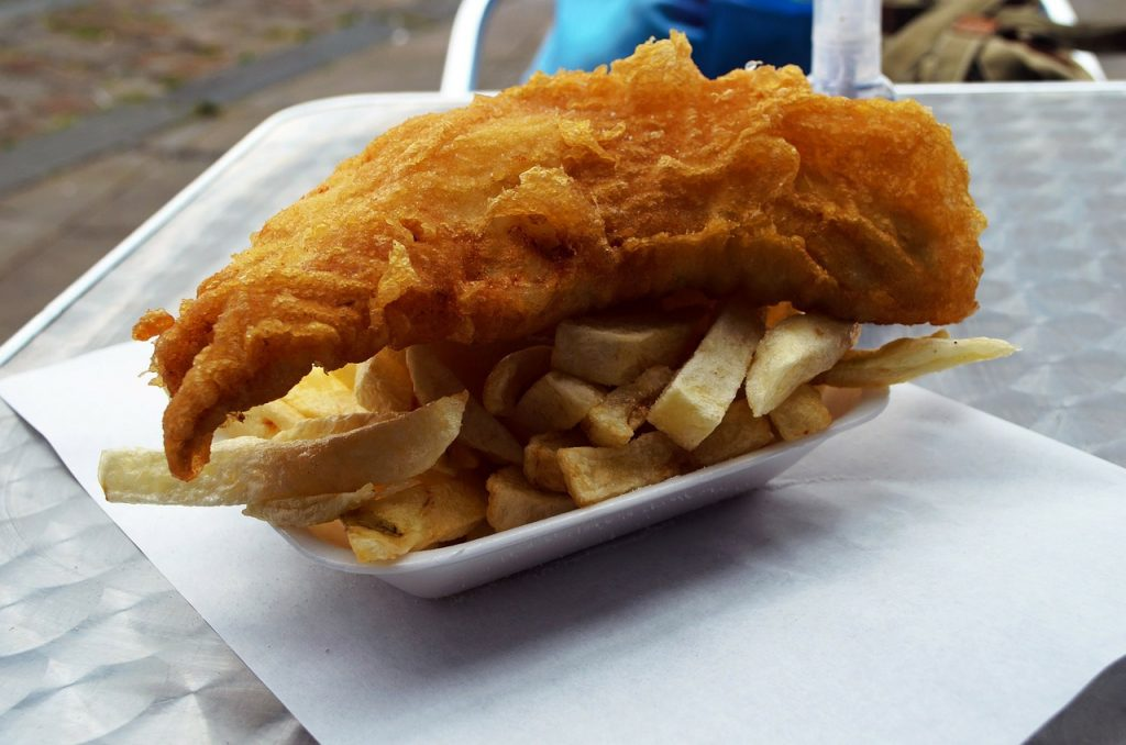 Fish, chips & trips away this Easter