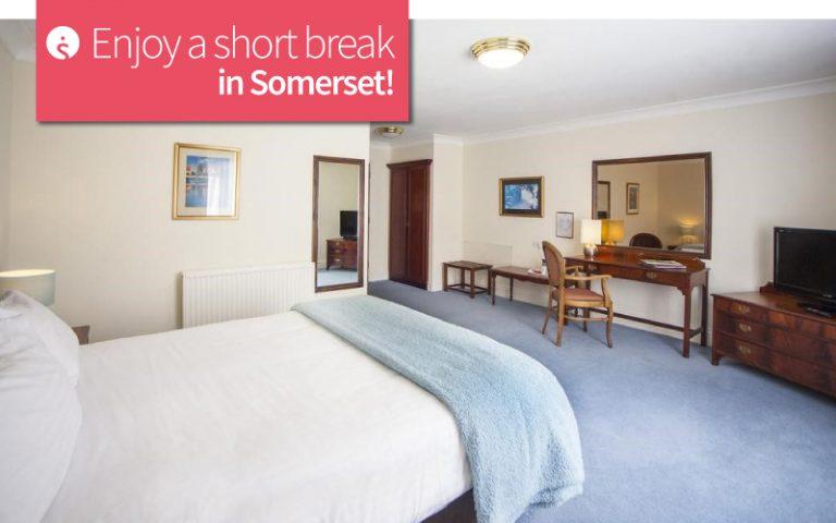 Enjoy a short break in Somerset!