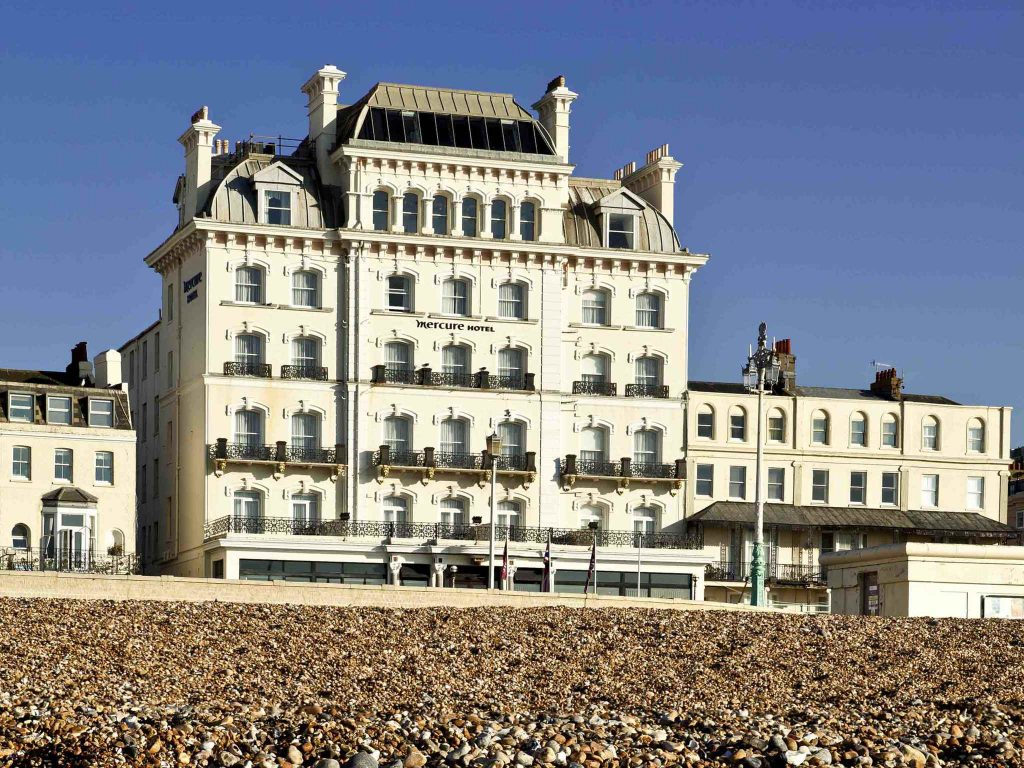 4 Reasons to go to Brighton this summer: Mercure Brighton Seafront Hotel