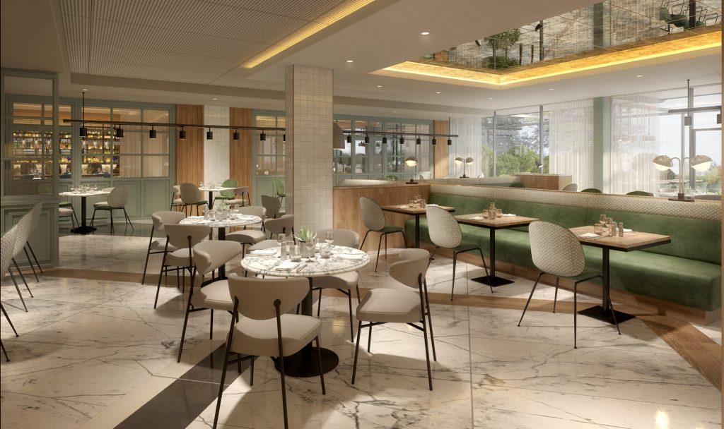 Crowne Plaza Marlow Restaurant