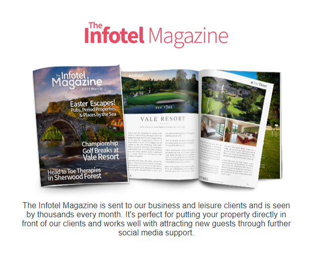 The Infotel Magazine for Infotel Membership