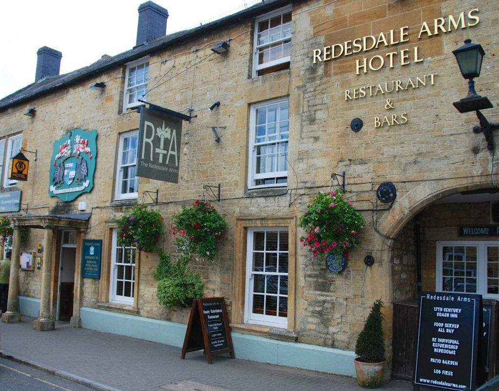 Escape to Gloucestershire: Resedale Arms Hotel