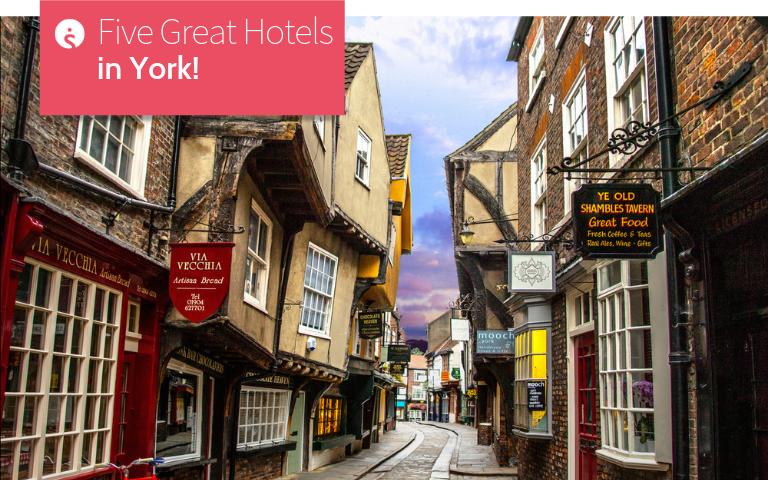 York Hotels