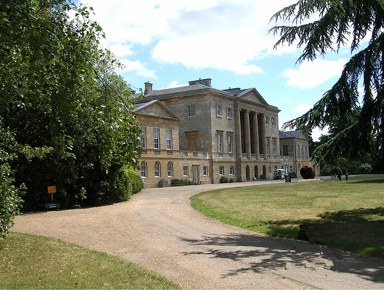 Basildon Park Country House in Reading