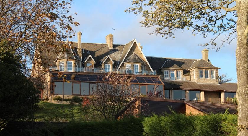 The Old Manor Hotel in Fife