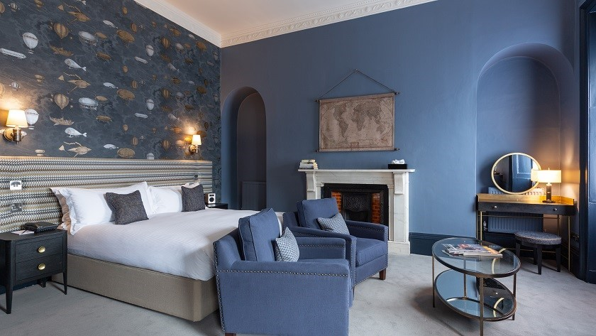 Boutique Hotels: Queensberry Hotel