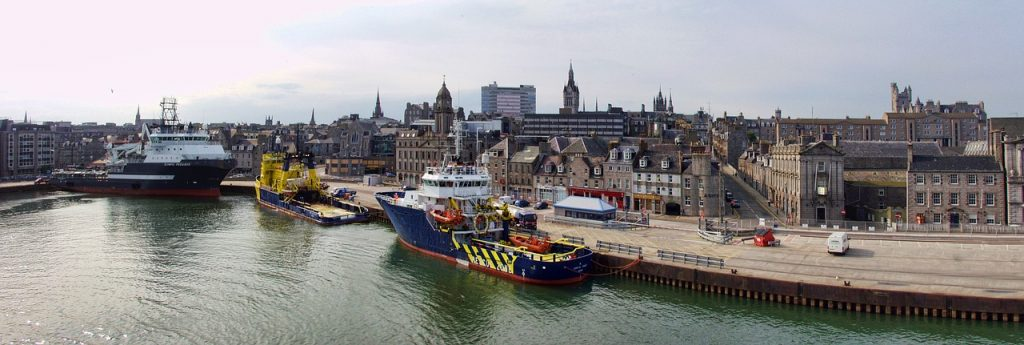 St. Andrew's Day - Aberdeen