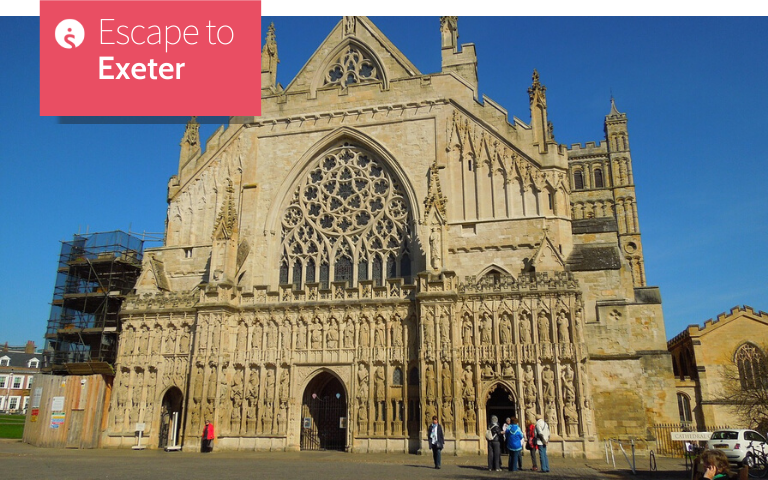 Escape to Exeter