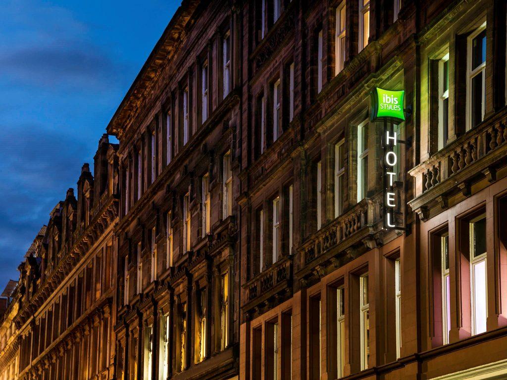 Ibis Styles Glasgow