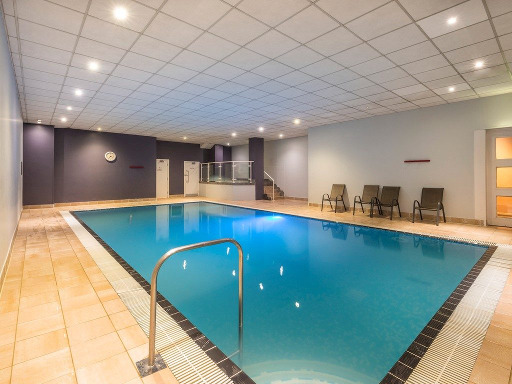 Swimming Pool at Mercure Telford Centre Hotel