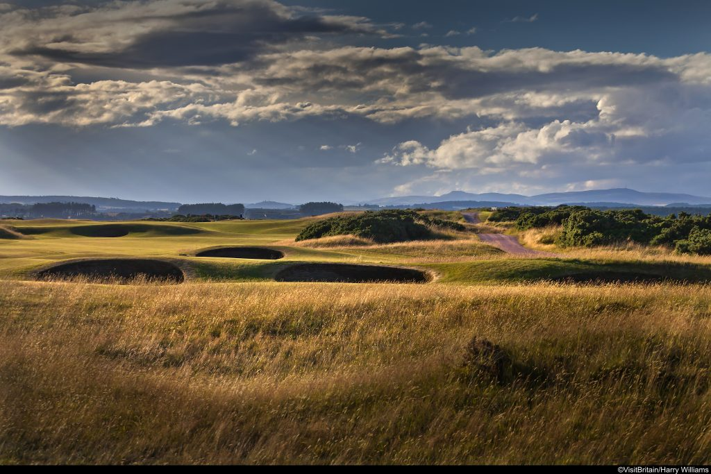 St. Andrew's Day - Old Course