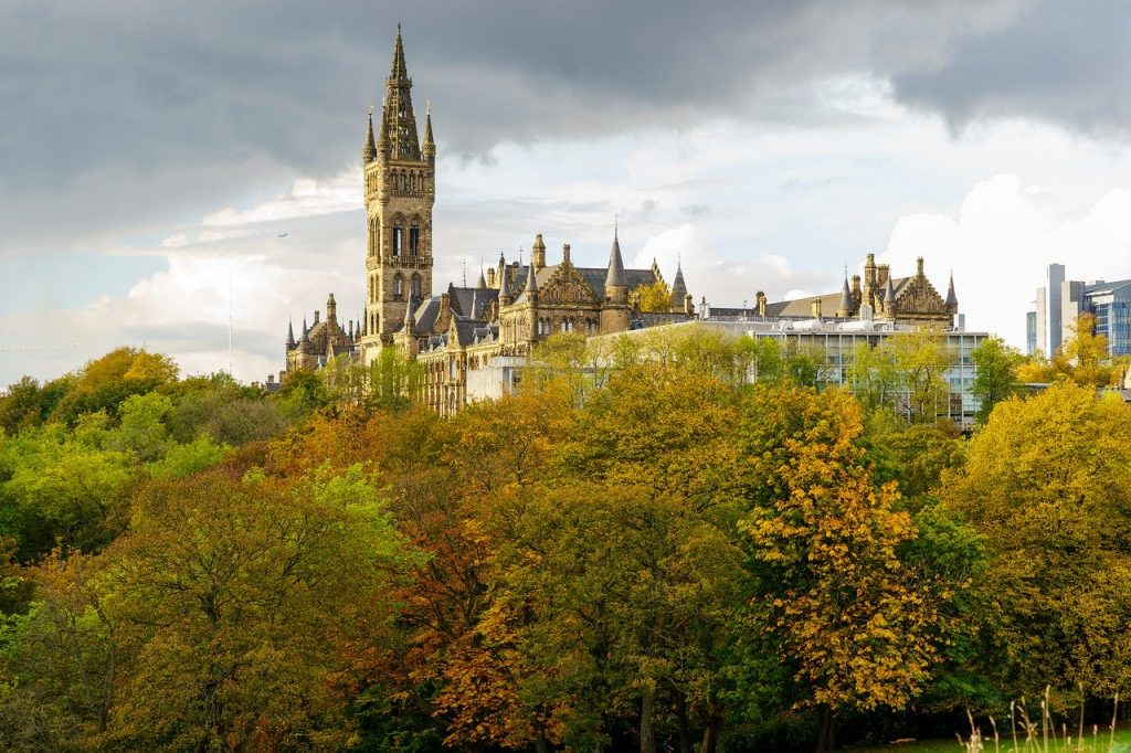 St Andrew's Day: Glasgow