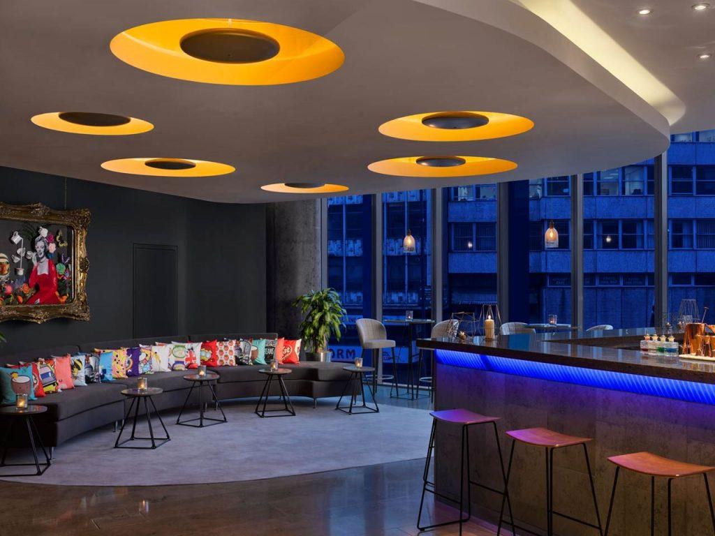 Radisson Blu Hotel Lounge
